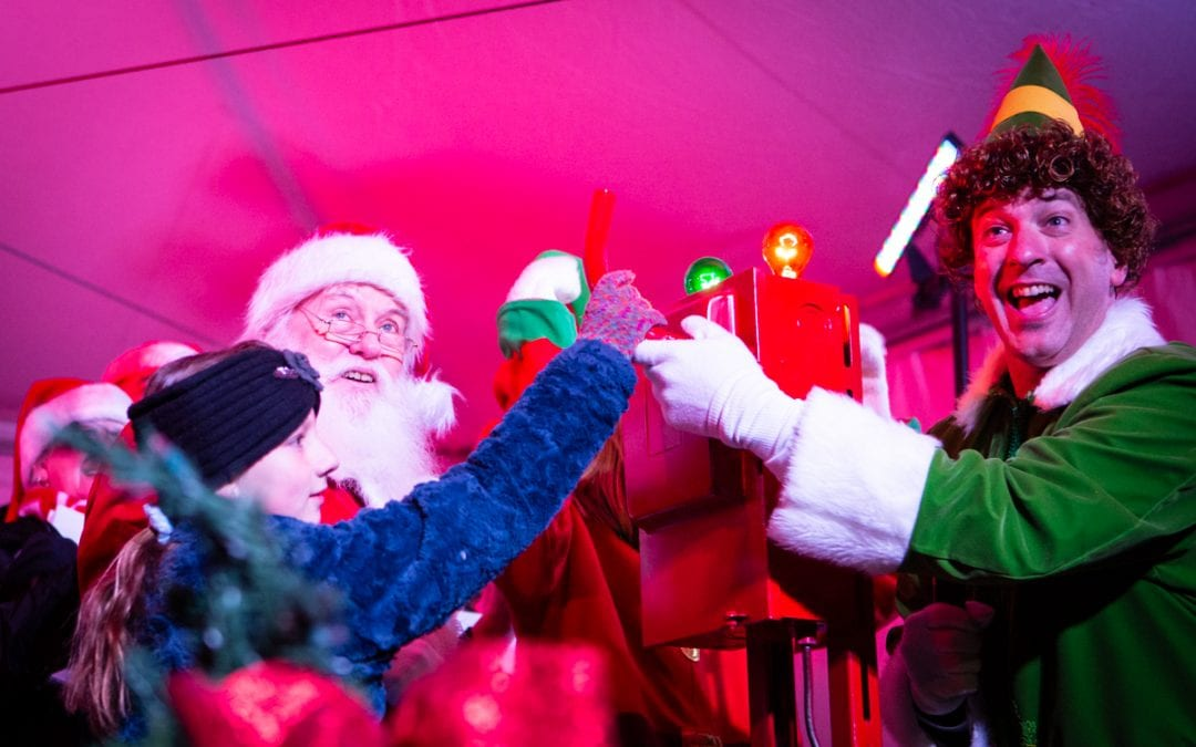 Light Up Lakewood 2019 Spreads Holiday Cheer in Downtown Lakewood