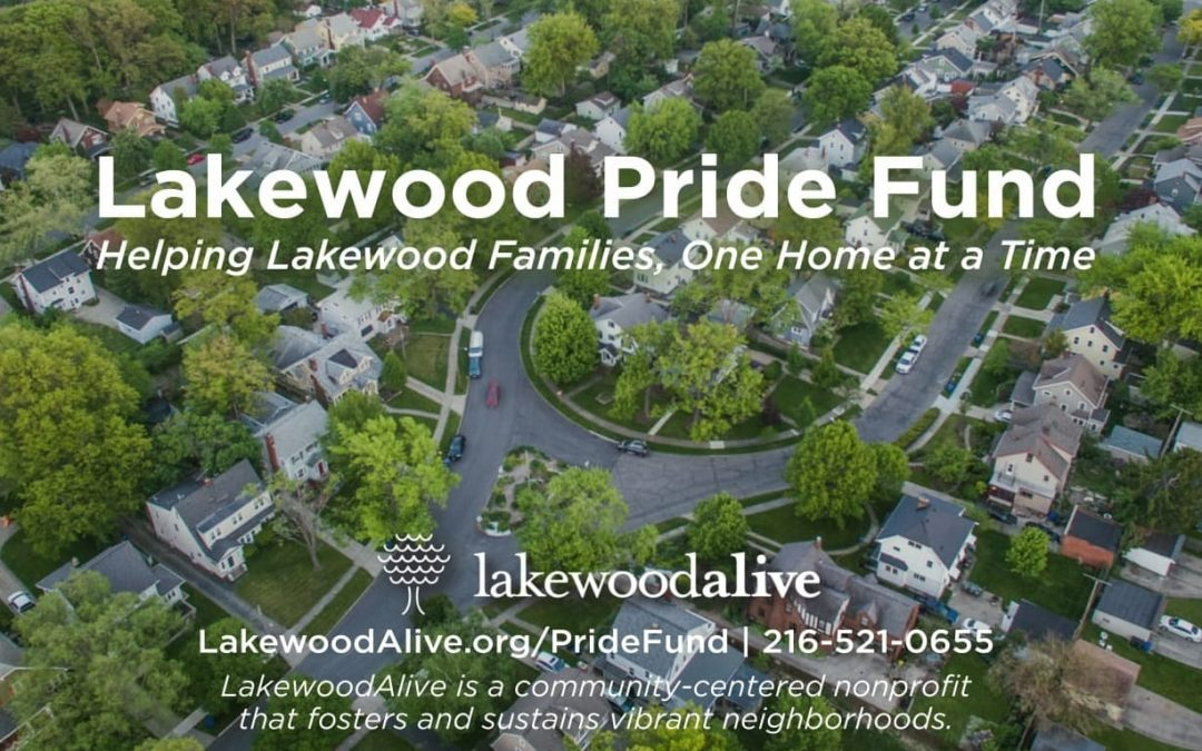 Lakewood Pride Fund Helps Families Complete Essential Home Repairs
