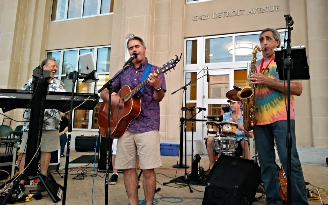 Virtual Front Porch Concert Series: FireSide CLE