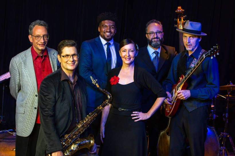 Red Light Roxy Brings Authentic Swingin' Jazz and Blues to Virtual Front Porch Concert Series this Friday, July 10