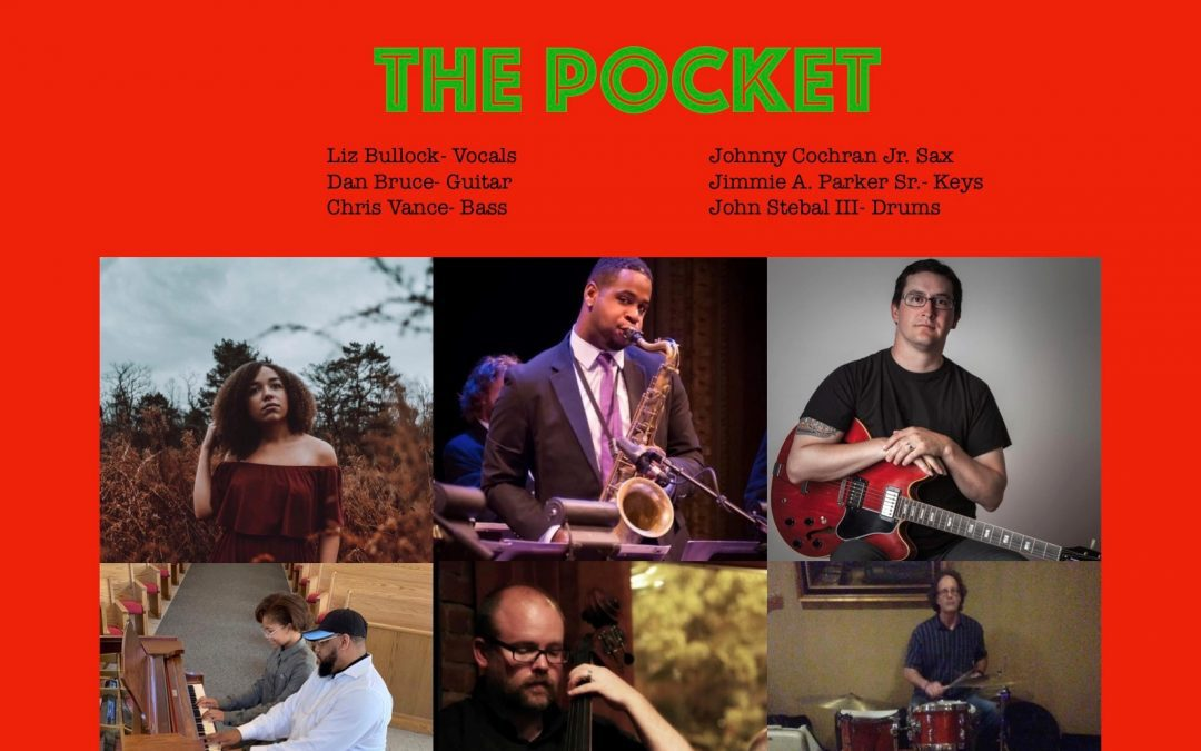 Virtual Front Porch Concert Series: The Pocket