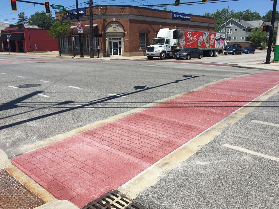 Warren Road Beautification Project