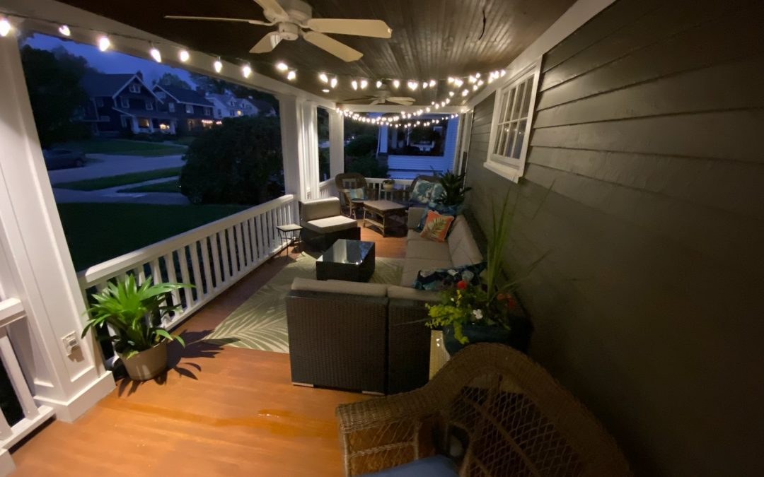Knowing Your Home: Porches & Patios – Making the Most of Your Outdoor Space